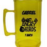 Canecas de acrilico personalizadas 300 ml Gabriel