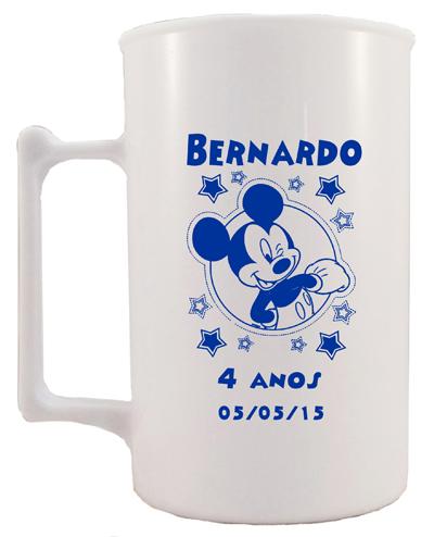 3db72c0bc Canecas de acrilico personalizadas 400 ml Bernardo - Canecas de ...