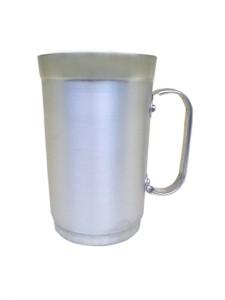 Canecas de aluminio ref 21 400 ml