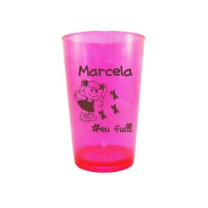Copos caldereta personalizados Marcela