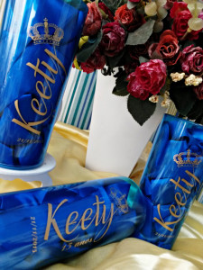 Copos long drink personalizados Keety 15 anos