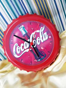 Relógios de parede personalizados modelo tampa