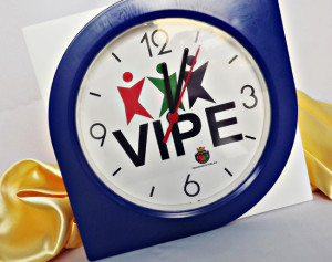 Relógios de parede personalizados VIPE